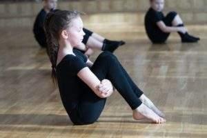 Warsztaty taneczne - grupa młodsza