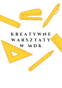 Kreatywne warsztaty dla szkół - Fantazyjny design  – karnawałowe maski i korony